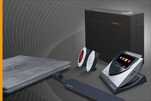 BEMER (Bio-Electro Magnetic Energy Regulation) equipment