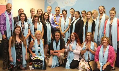 Certified Breathworker Master Track Graduating Class of 2017
