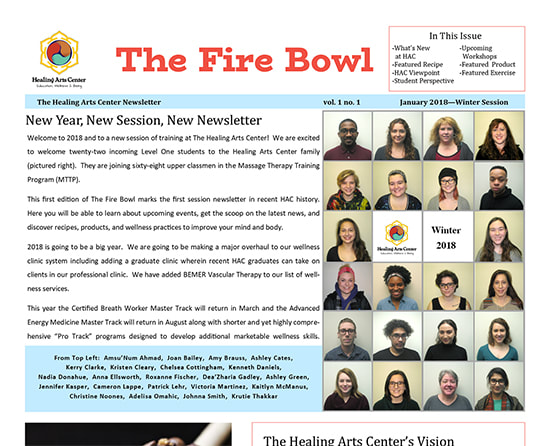 Click to Read The Fire Bowl Newsletter